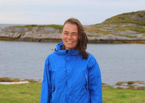 PROSJEKTLEDER: Lene Grimsrud fra Ringerike leder et spennende prosjekt i Hønefoss.