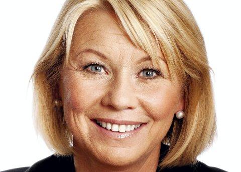 VIL HA INVITASJON: Næringsminister Monica Mæland (H). Arkivfoto