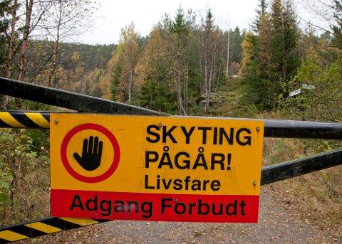 UTVIDET: SHJFF ber fylkesmannen om å få lov til å skyte blant annet på to valgfrie søndager i måneden. Arkivfoto: Henning Jønholdt