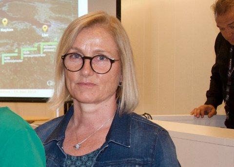 Prosjektleder Anne-Grethe Nordahl fra Statens vegvesen sier Oslofjordtunnelens løp nummer to kan stå ferdig tidligst i 2025.