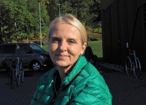SYKEPLEIER:  Maria Sopp