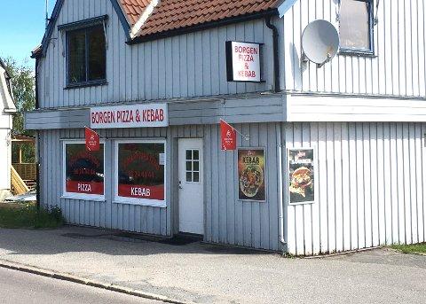 LEIES UT: Gatekjøkkenet tidligere kjent som «Borgen-bua» er nå mulig å leie.