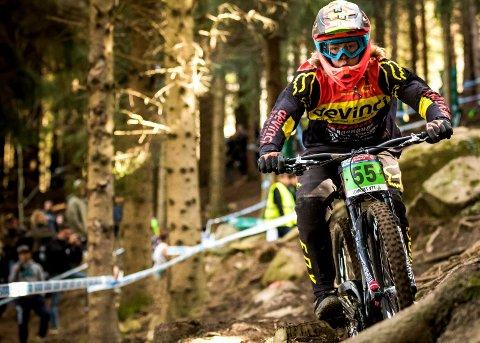 Downhill: Brage Vestavik, verdenscup Lourdres