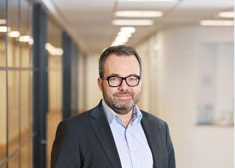 Kjell Paulsrud, administrerende Direktør hos Neumann Bygg AS, er fra Tomter  men bor nå i Askim.