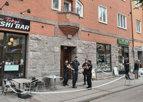 MARKER-KVINNE: Kvinnen som ble funnet død i Sverige er en kvinne i førtiårene fra Marker. Foto: Karin Wesslén/TT NYHETSBYRÅN / NTB scanpix