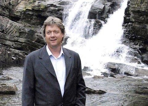 Talgø Invest har kjøpt 75 prosent av aksjene i Tradbo. Her konsernsjef Terje Talgø.