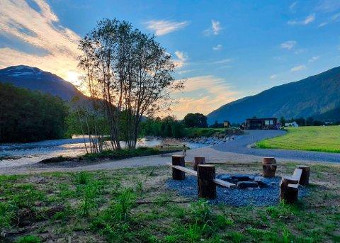 STØTTE: Prosjektet Tursti Toåa i Todalen er eitt av mange prosjekt som har fått stønad frå Draumeplassen.