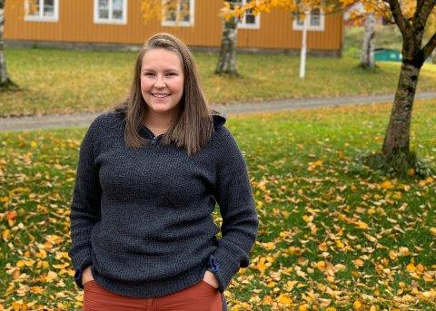 TOK VAKSINE: Amalie Fossum tok første vaksinedose i Polen i mai. Nå tenker hun at hun ikke burde har gjort det da det beyr at hun ikke får status som fullvaksinert på det Europeiske koronasertifikatet.