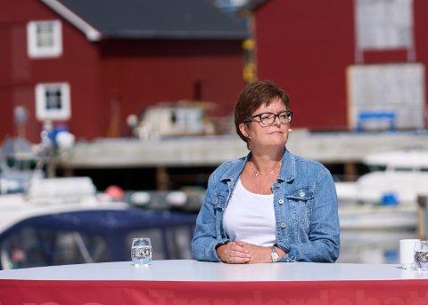 TVANGSSAMMENSLÅS: Heidi Greni (Sp), stortingsrepresentant, Sør-Trøndelag, frykter at antallet kommuner vil halveres dersom Høyre på ny kommer til makta. – Det betyr i klartekst tvangssammenslåinger for kommunene, sier Greni.