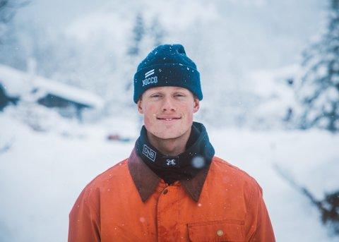 Markus Olimstad kan dessverre ikke stille i den TV-sendte finalen i kveld. Arkivfoto