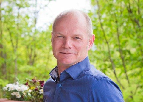 IKKE POLITIKK: – Musikk har jo ikke noe med politikk å gjøre sier kommunestyrerepresentant Jan Stefan Holme fra Høyre.
