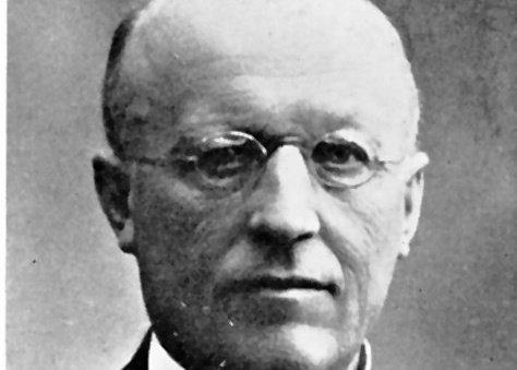 LANGT LIV: Peder Østbye fikk et langt liv. Han var født i 1855 og døde i 1943.
