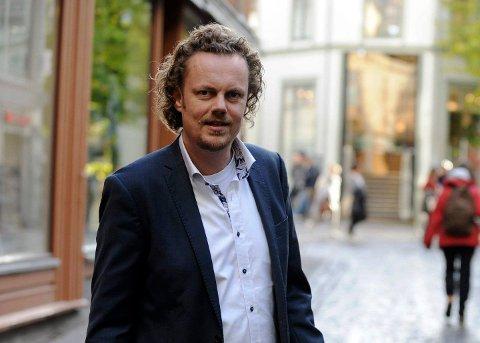 Fornøyd med 2017: Daglig leder i Lemon Aid, Petter Alexander Bordal.