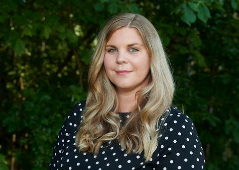 ENDRER VANER: - Nordmenn er villige til å endre vaner, sier Johanna Tell, og viser til at 20 prosent nå handler dagligvarer på nett.