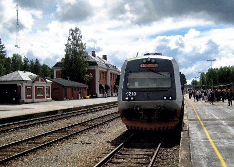SAMME TOG, NY DRIVER: SJ Norge overtok driften av togene på Rørosbanen 8. juni.