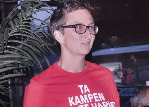 Kristine Lien Skog, gruppeleder Ås SV.