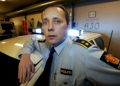 Geir Marthinsen er UP-sjef i Nord-Norge.