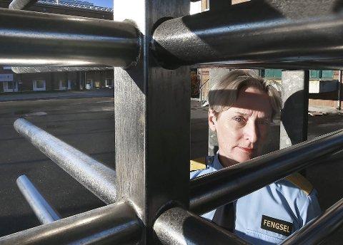 – Vårt inntrykk at en større andel av de innsatte på lukket avdeling nå trenger mer hjelp, oppfølging og medisinering, sier fengselsleder Marte Hellnes i Bodø fengsel.