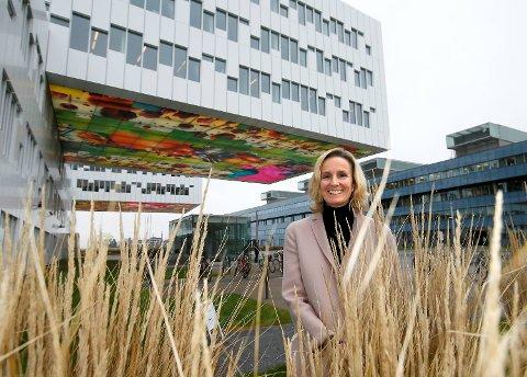 Irene Rummelhoff, konserndirektør for nye energiløsninger.