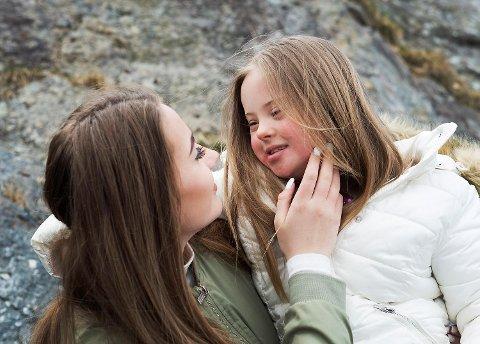 Livet ble snudd på hodet for mamma, Line Rolfsnes og resten av familien da Mariel kom til verden. Hun hadde all verdens alvorlige sykdommer, hjertefeil, kreft og også Downs, skulle det snart vise seg.
