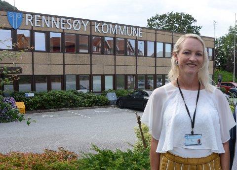 Tina Nådland er koordinator for Innbyggertorget.