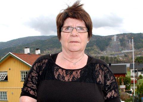 Kan få pris: Ruth Bråthen fra Geithus er nominert til Frivilligprisen 2016.        Arkivfoto