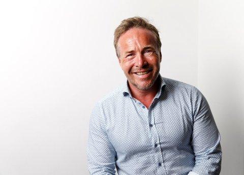 RADIOENS OSCAR: P4-profilen Mihael Andreassen fra Drammen kan bli årets radionavn. Nå er han nominert til prisen for andre gang. Om han vinner, blir avgjort 20. september på Meet Ullevaal.