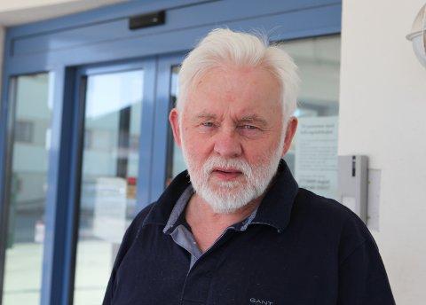 OPTIMIST: Berre eitt tilfelle av smitta nærkontaktar er status så langt etter koronautbrotet ved to skular i nordre Kinn tidlegare i veka, konstaterer smittevernoverlege Jan Helge Dale.