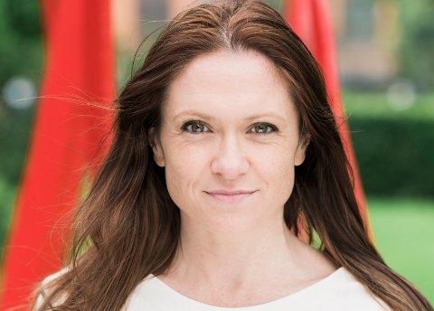 NY REGIONDIREKTØR: Helene Frihammer (43) blir ny regiondirektør for NHO Vestland. Ho startar i jobben 1. august.