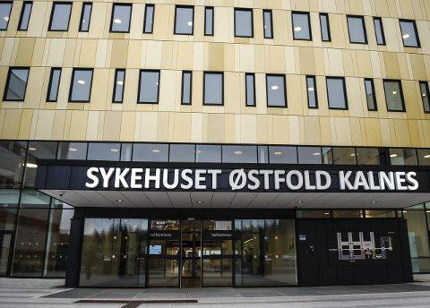 Åpner dørene: Fra mandag morgen er sykehuset på Kalnes i full drift.