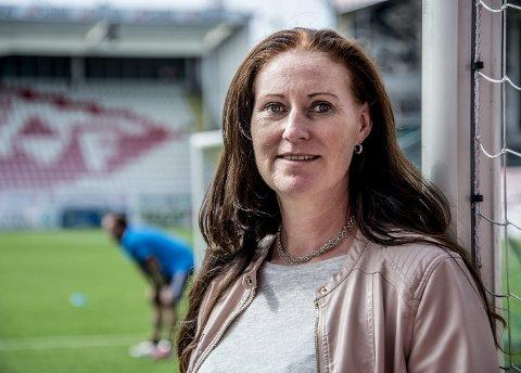 Ansatt ved HiO: Trude Tonholm er sosiolog, og har fulgt Gatelaget fra planleggingsstadiet.