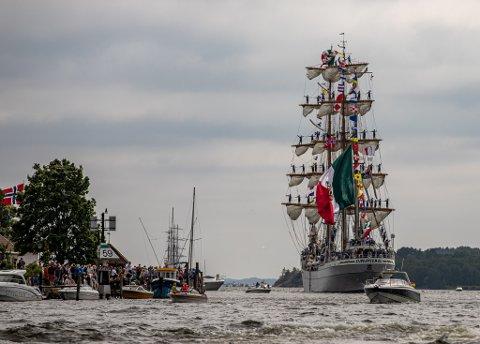 Tall Ships Races 2019 i Fredrikstad ble en folkefest, og verdiskapningen var over all forventning.
