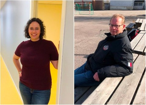 SLUTTER: Nå søkes etterfølgere til Elena Aandstad og Arne Skogholt.