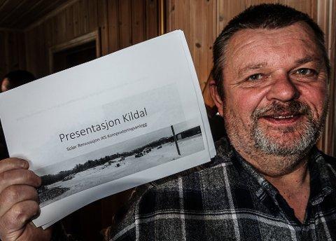 FORLATER LIVSVERKET: Roger Bekkemoen etablerte andets beste komposteringsanlegg, solgte det i 2011 og slutter nå i Solør Renovasjon.