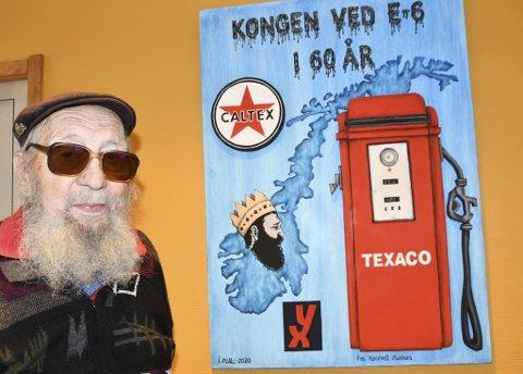 Arne Haugerud, eller Castro som han er kjent for, har gått bort.