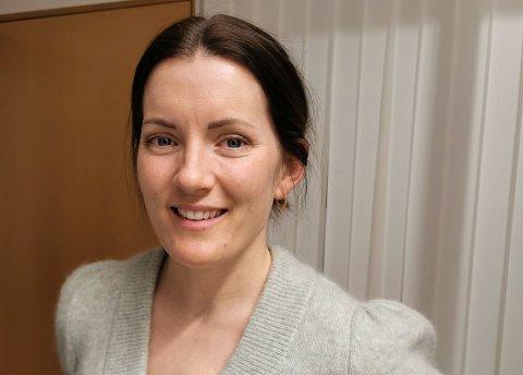 SER TILBAKE PÅ KORONAÅRET: Astrid Berget Morstad og mannen Bjørn-Ola ble begge smittet av koronaviruset.