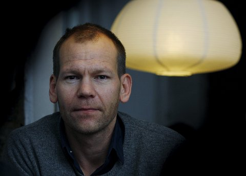 GLEDER OG GRUER SEG: Daglig leder i Matkanalen, Øivind Lindøe. Arkivfoto: Harald Nordbakken