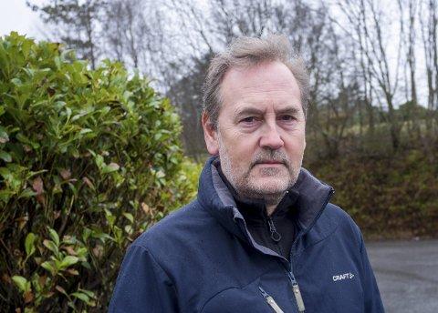Jostein Førland fra Sveio Bioenergi er styreleder i nystiftede Vestlandske Bioenergi. Om kort tid er de klar til levere varme til Stords nye bussterminal.