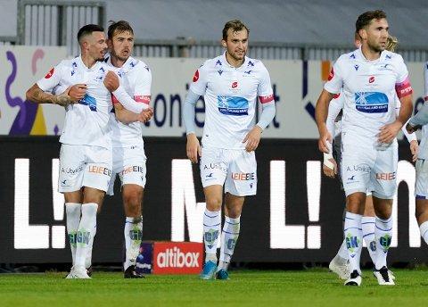 RETTIGHETER: Amedia, Schibsted og Polaris samarbeider om å få rettighetene til norsk fotball.