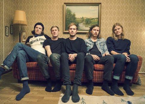 UBESKREVET BLAD: Västerbron er kanskje ikke så kjente for altaværingene, men festivalsjefen tror bandet vil slå godt an.