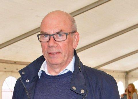 Direktør Odd Charles Karlsen i Hammerfest Næringsforening. Foto: Svein G. Jørstad