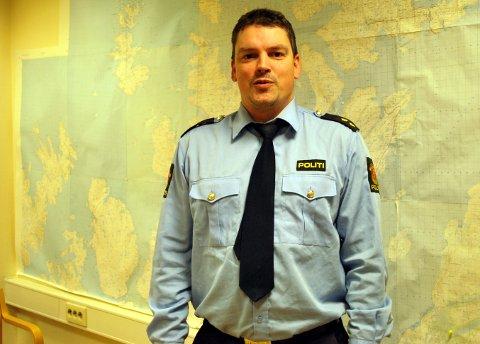 Lensmann Magnus Nilsen har delt sin beste politihistorie med kollegaer landet over.