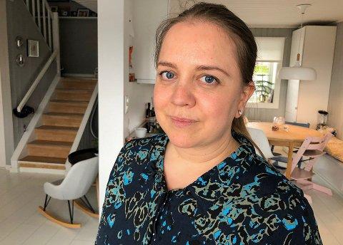 FORTVILET: - Finnes det virkelig ikke et hjelpeapparat der ute som fungerer for sånne som meg; ei småbarnsmor som ble syk? spør Maria Olsen.