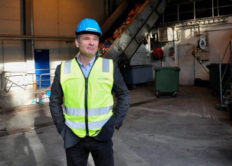 SAMARBEID: - Et godt samarbeid også i framtiden ligger til grunn for hele denne avtalen, sier daglig leder hos Vefa IKS i Alta Jørgen Masvik.