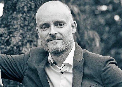 I NY JOBB: Jørn Harethon (44) fra Aurskog har fått drømmejobben.
