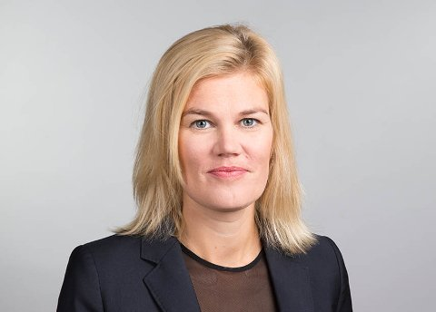 Ida Dahl Nilssen er kommunikasjonssjef i Kripos.
