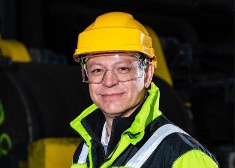 SLUTTER: Antony Heitman Beckmand gir seg som administrerende direktør for Sydvaranger AS og flytter tilbake til Australia