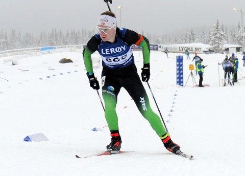 Martin Femsteinevik er forventningsfull framfor årets to første norgescuprenn, som er viktige i forhold til framtidige IBU-cuputtak.
