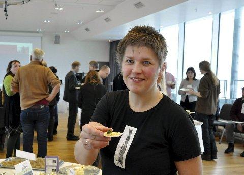 Mye å by på: Anne Karine Statle (øverst t.v.) sier Lofoten har en stor bredde når det kommer til lokalprodusert mat.