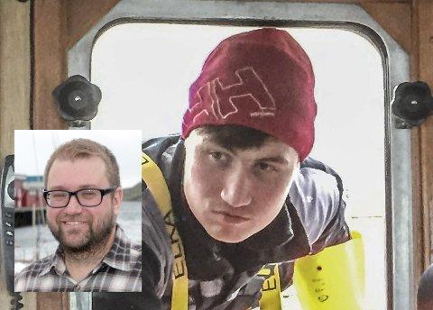 Petter Myklebust og Ørjan Arntzen (innfelt).